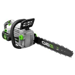 EGO Reconditioned 56V Lithiam-Ion Cordless Chainsaw 2.0Ah Ba