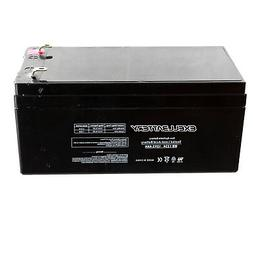 Replacement For Toro Lawn mower # 106-8397 BATTERY-12V 3.4Ah