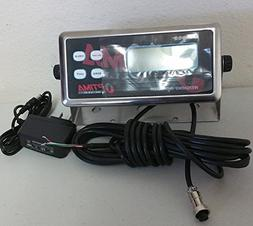 Scale Indicator PS-101 LCD Readout with AC Adapter 110v-240v