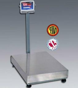 Optima Scales OP-915-2424-500 NTEP Bench Scale - 24 x 24 in.
