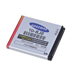 Samsung SLB-07 Lithium-ion Rechargeable Battery