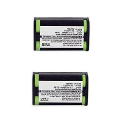 2 Pack Sony BP-HP550-11 Battery - Replacement for Sony BP-HP