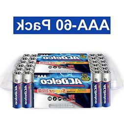 super alkaline aaa batteries