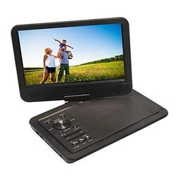 10.1 Inch Swivel Screen Portable Dvd Player CD-Player With R