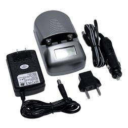 MaximalPower UC-101 Universal AA/AAA Battery Charger for Can