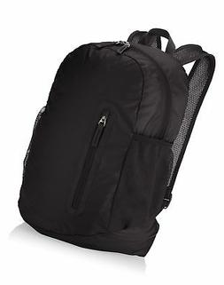 AmazonBasics Ultralight Packable Day Pack - Black, 25L