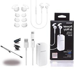 Official Samsung Universal All in One Kit -W/ 2100mAh Power
