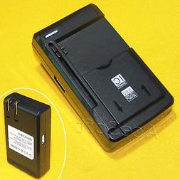 Universal Wall USB Port Battery Charger for AT&T LG Phoenix