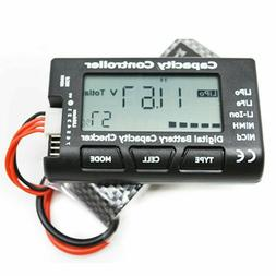 us 7 battery capacity voltage check tester