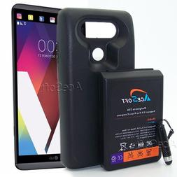 10900mAh Rechargeable Extended Battery Soft TPU Full Edge Pr