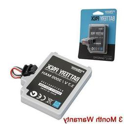 KMD Wii U Gamepad Internal Expended Battery Pack 3000MaH for